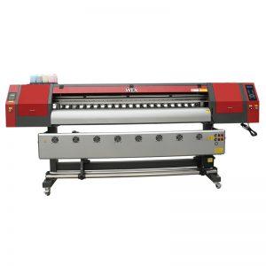 1800 mm 5113 dvojitá hlava digitálna textilná tlačiareň atramentová tlačiareň pre banner WER-EW1902