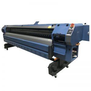 3,2 m Konica 512i tlačová hlava digitálna vinyl flex banner solventná tlačiareň / plotr / tlačiareň WER-K3204I