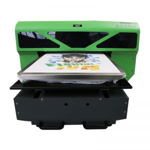 Digitálna technológia TPF textilné lacné priamo do odevu tlačiarne WER-D4880T