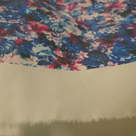 Digitálna vzorka tlače textilu 2 digitálnou textilnou tlačiarňou WER-EP7880T