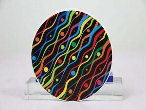 Jednoramenová keramická tlačiareň