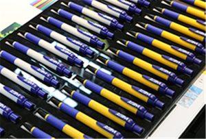 Vzorky perá na zariadení WER-EH4880UV