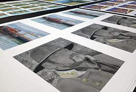 Fotografický papier vytlačený eco rozpúšťadlovou tlačiarňou 1,8 m (6 stop) WER-ES1802 2