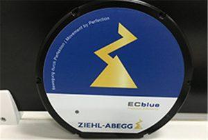 Plastová krabičková vzorka od firmy A2 uv WER-D4880UV