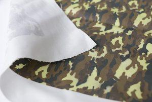 Textilná tlač vzorky 3 digitálnym tlačovým strojom WER-EP7880T