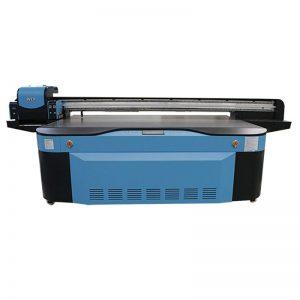 UV digitálna plochá tlačiareň veľký formát 2500X1300 WER-G2513UV