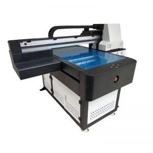digitálny UV atramentový tlačový stroj pre vodné víno plastové keramické sklenené oceľové fľaše WER-ED6090UV