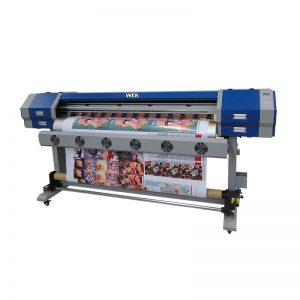 digitálna textilná tlačiareň e jet v22 v25 sublimačný stroj s tlačiarňou dx5 alebo E5113 WER-EW160