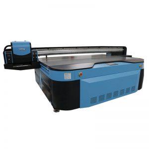 kvalitná UV plochá tlačiareň na stenovú / keramickú dlažbu / fotografie / akryl / drevo WER-G2513UV