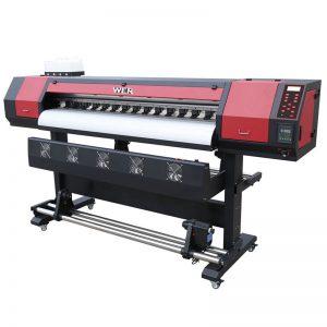 vysokokvalitná a lacná tlačiareň veľkého formátu 1,8m Smartjet dx5 1440dpi pre tlač bannerov a samolepiek WER-ES1902