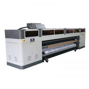 vysokorýchlostné zariadenie s vysokorýchlostným digitálnym atramentovým tlačovým strojom s ricoh gen5 tlačovou hlavou UV plotr WER-G-3200UV