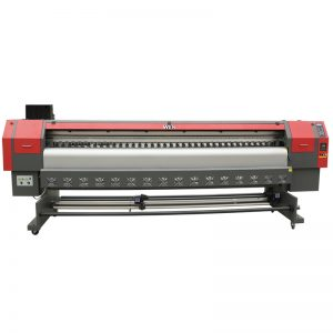 vysokorýchlostné tlačiarne s rozlíšením 3,2 m, tlačiareň s digitálnym flexotierom WER-ES3202