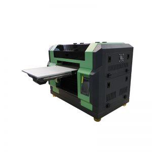 populárna A3 329 * 600 mm, WER-E2000 UV, plochá atramentová tlačiareň, tlačiareň smart card