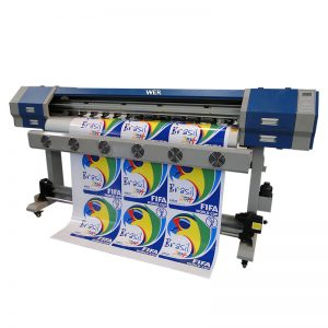 polyprint DTG textilná tlačiareň WER-EW160